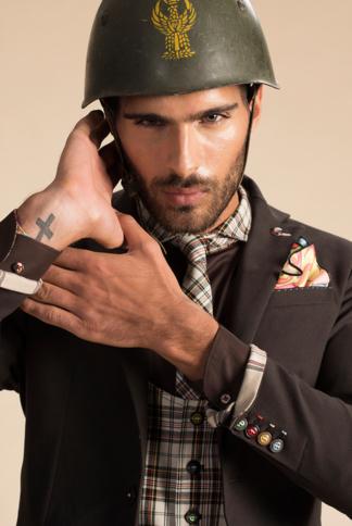 Roberto P Luxury fw 15/16